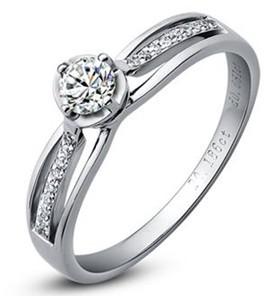 一个男士铂金戒指大概多少钱图片